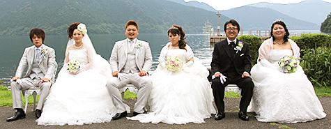 「結婚の絆プロジェクト2015」 第2 弾 in MAZDA ターンパイク箱根開催【箱根・小田原ブライダル協議会】