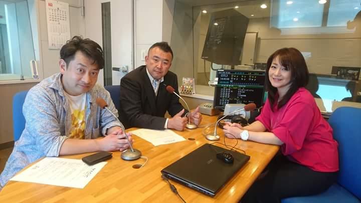 ラジオ出演(山形ウェディング協議会)